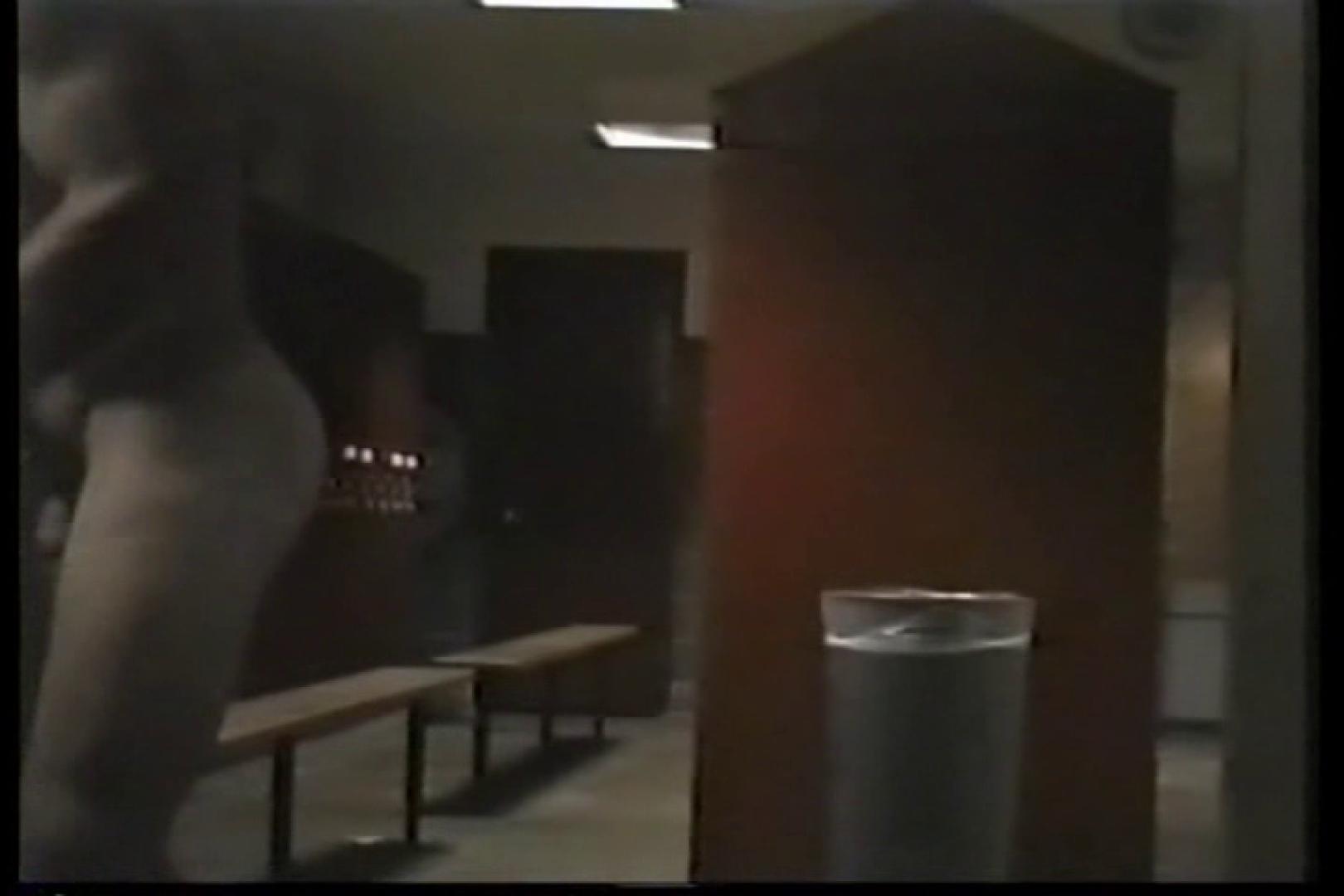 洋人さんの脱衣所を覗いてみました。VOL.3 私服がかっこいい おちんちん画像 92枚 63