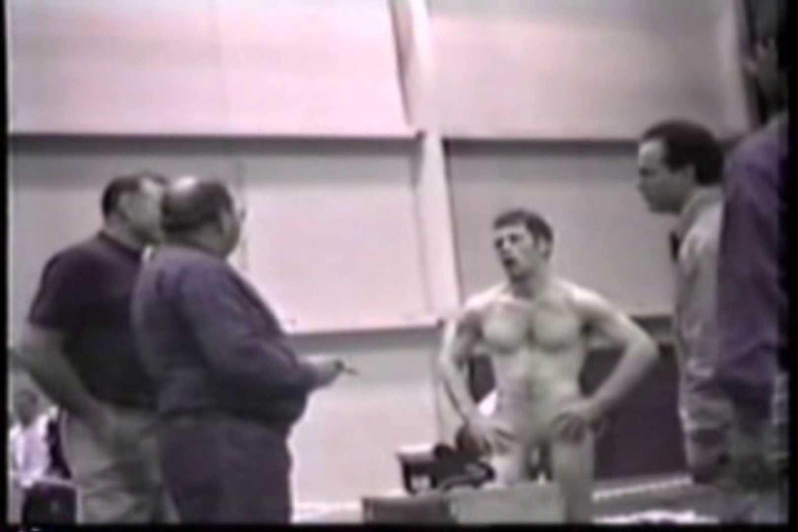洋人さんの脱衣所を覗いてみました。VOL.6 ガチムチマッチョ系男子 ゲイ精子画像 102枚 75