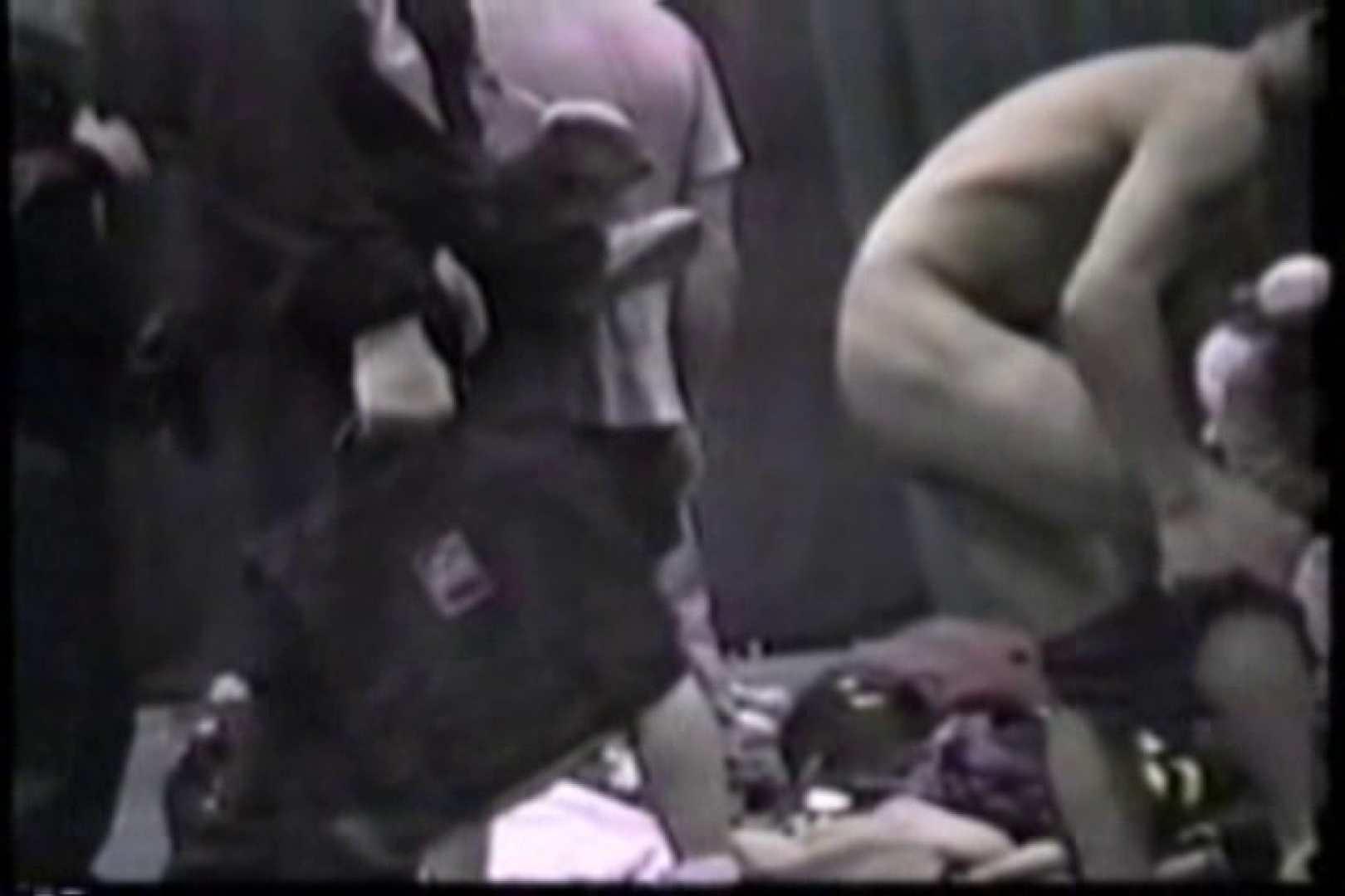 洋人さんの脱衣所を覗いてみました。VOL.6 ガチムチマッチョ系男子 ゲイ精子画像 102枚 81