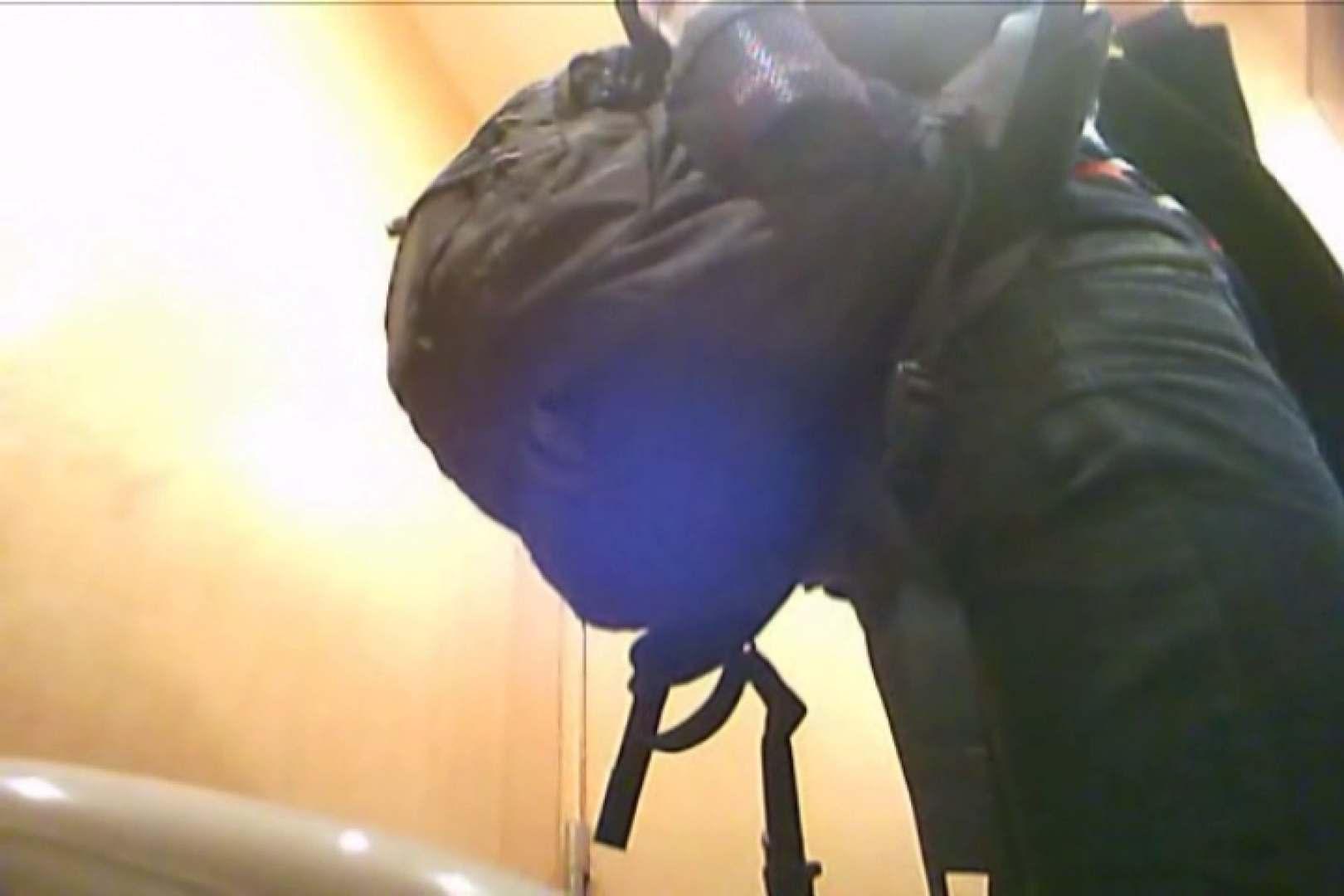 SEASON 2ND!掴み取りさんの洗面所覗き!in新幹線!VOL.20 スジ筋系男子 ペニス画像 80枚 15