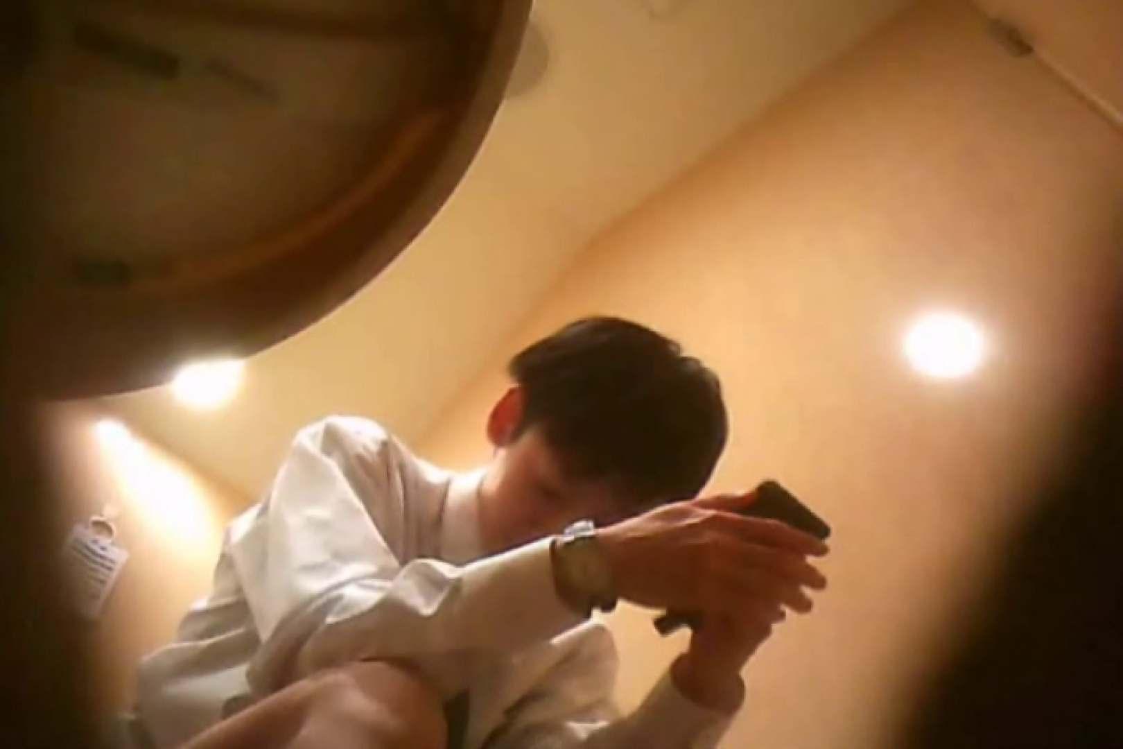 SEASON 3rd!掴み取りさんの洗面所覗き!in新幹線!VOL.06 リーマン系男子 ゲイ無修正動画画像 111枚 88