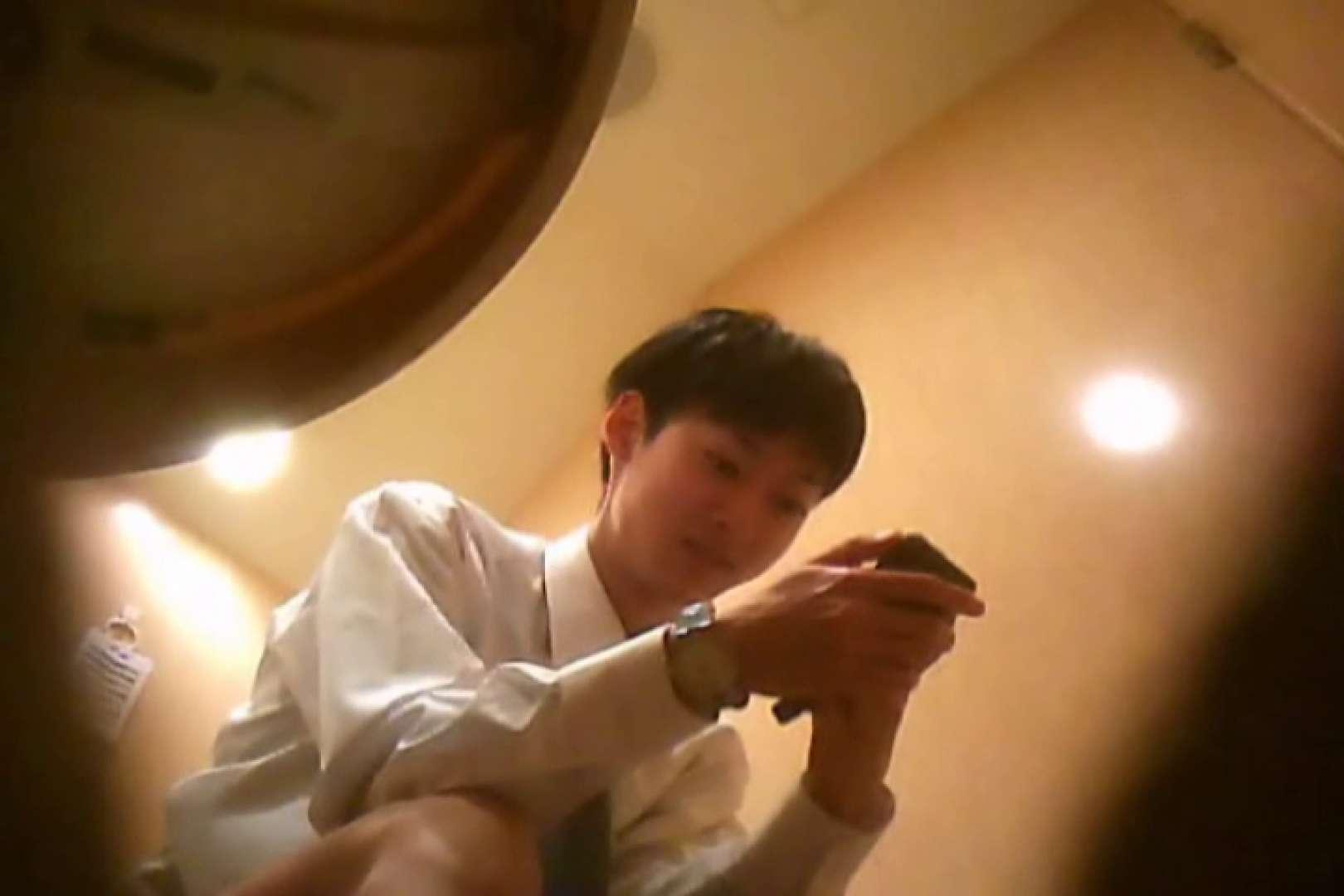 SEASON 3rd!掴み取りさんの洗面所覗き!in新幹線!VOL.06 リーマン系男子 ゲイ無修正動画画像 111枚 94
