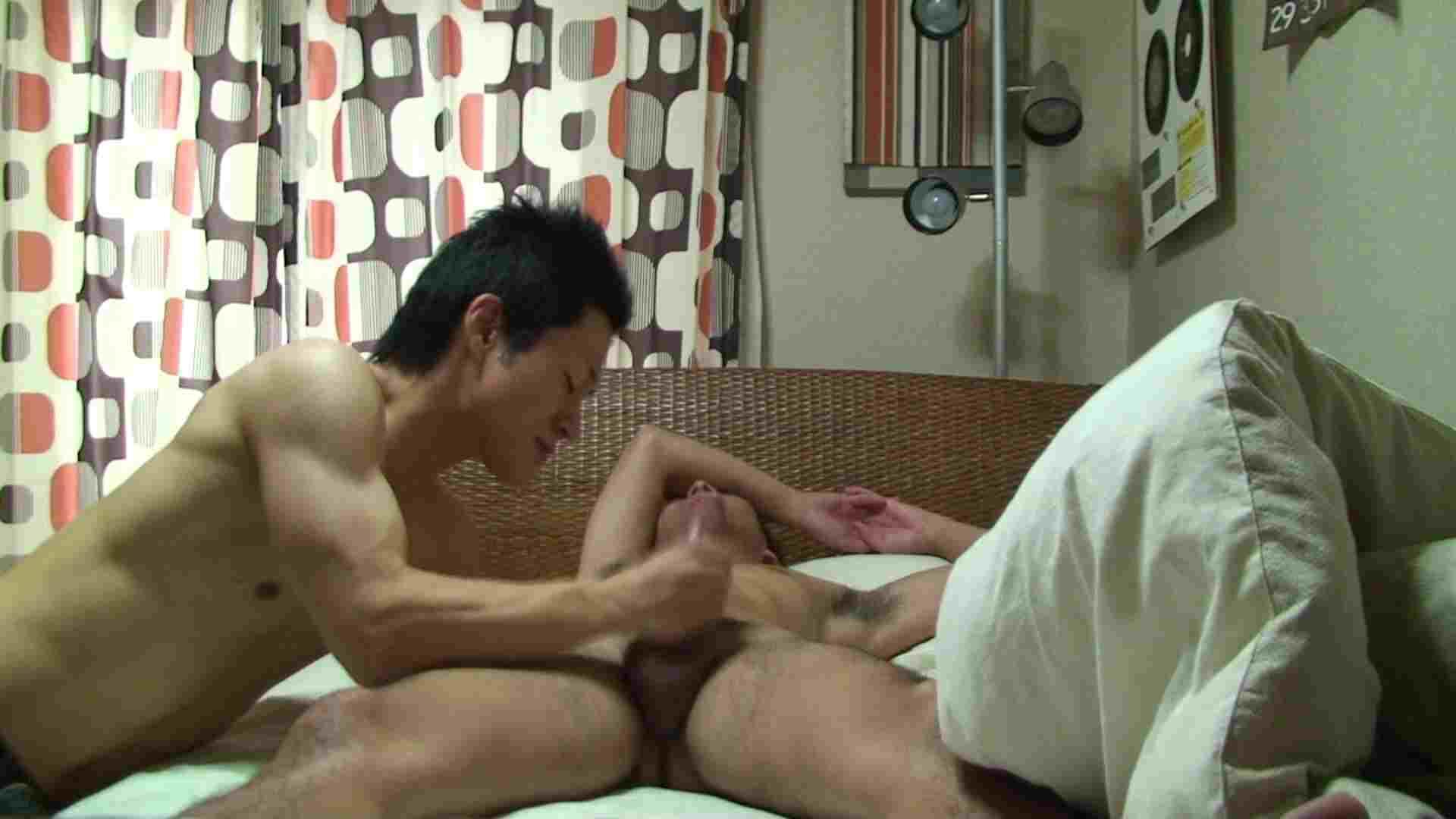 (HD)隆介・・・。俺をイカせてくれよぉ。 フェラシーン | 男・男・男  73枚 9