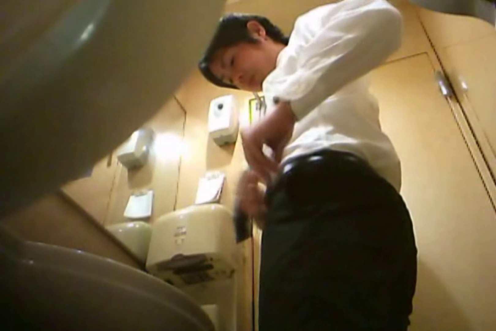SEASON 3rd!掴み取りさんの洗面所覗き!in新幹線!VOL.20 男・男・男 ちんぽ画像 78枚 67