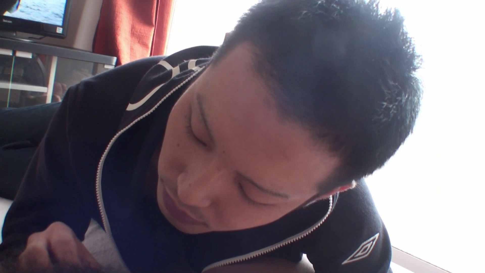 HD 良太と健二当たり前の日常 お口処理編 男子カップル ゲイモロ見え画像 56枚 55