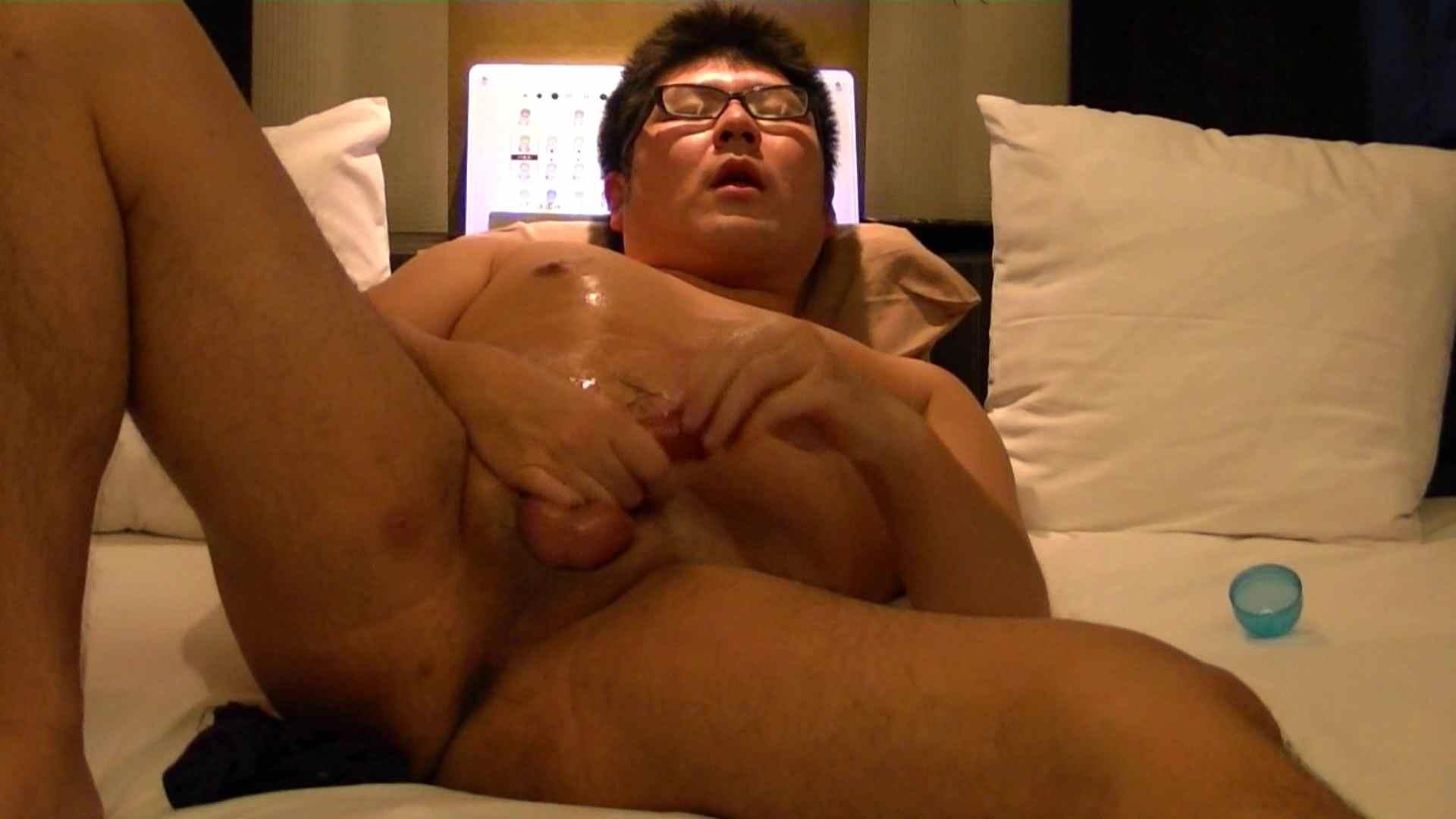 Mr.オナックスさん投稿!HD 貴方のオナニー三万円で撮影させてください。VOL.03 後編 ローション使って〜 ゲイセックス画像 106枚 70