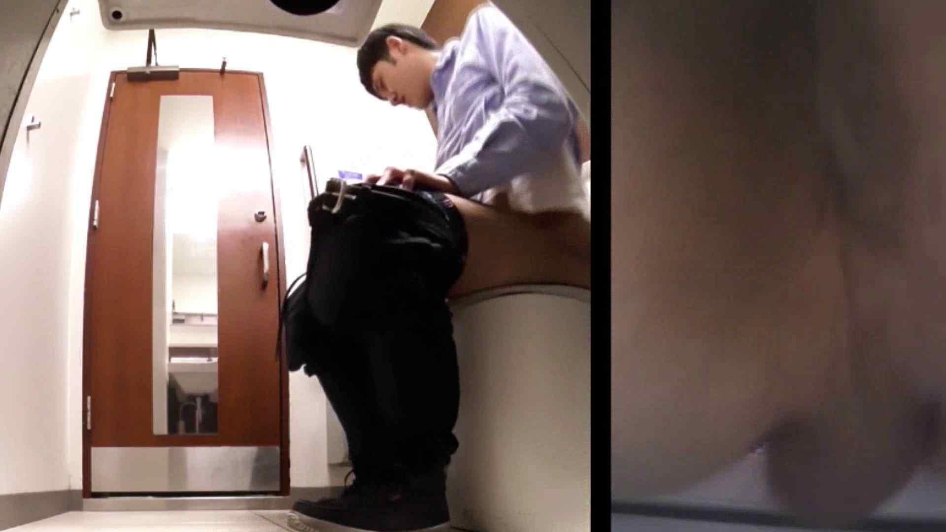 イケメンの素顔in洗面所 Vol.10 スーツ男子   イケメンのゲイ達  104枚 11