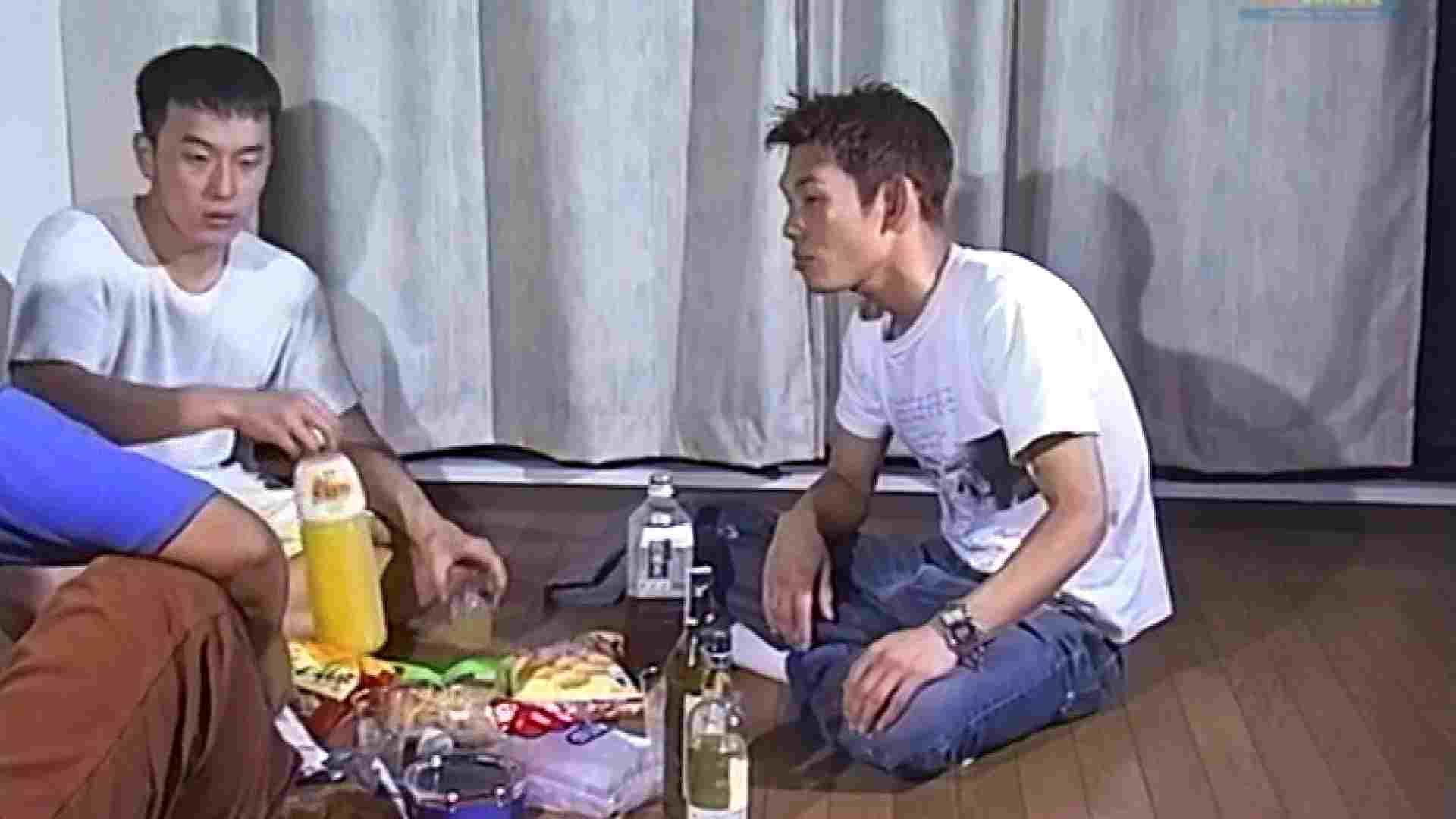 ヤリヤリ野郎共倶楽部vol.13前編 フェラシーン 男同士動画 56枚 4
