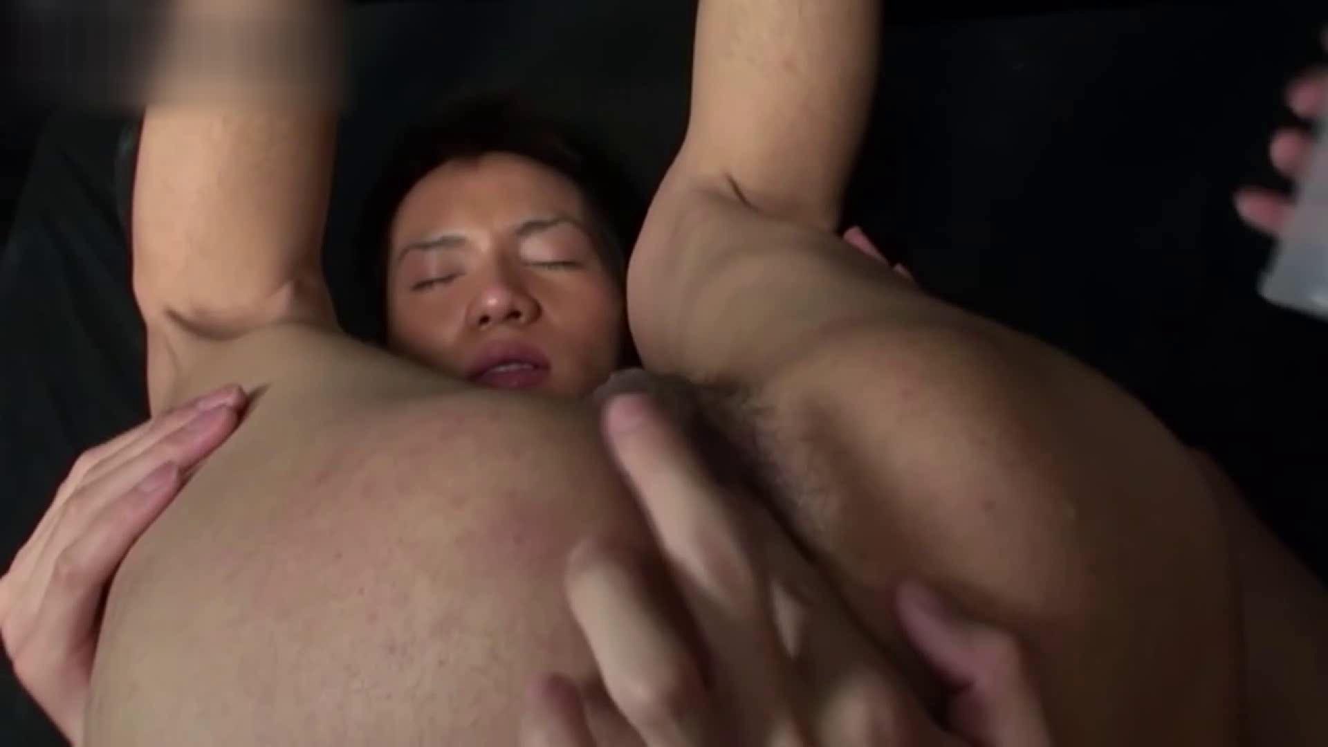 ヤリヤリ野郎共倶楽部vol.16後編 オナニー編 ゲイ無修正動画画像 82枚 51