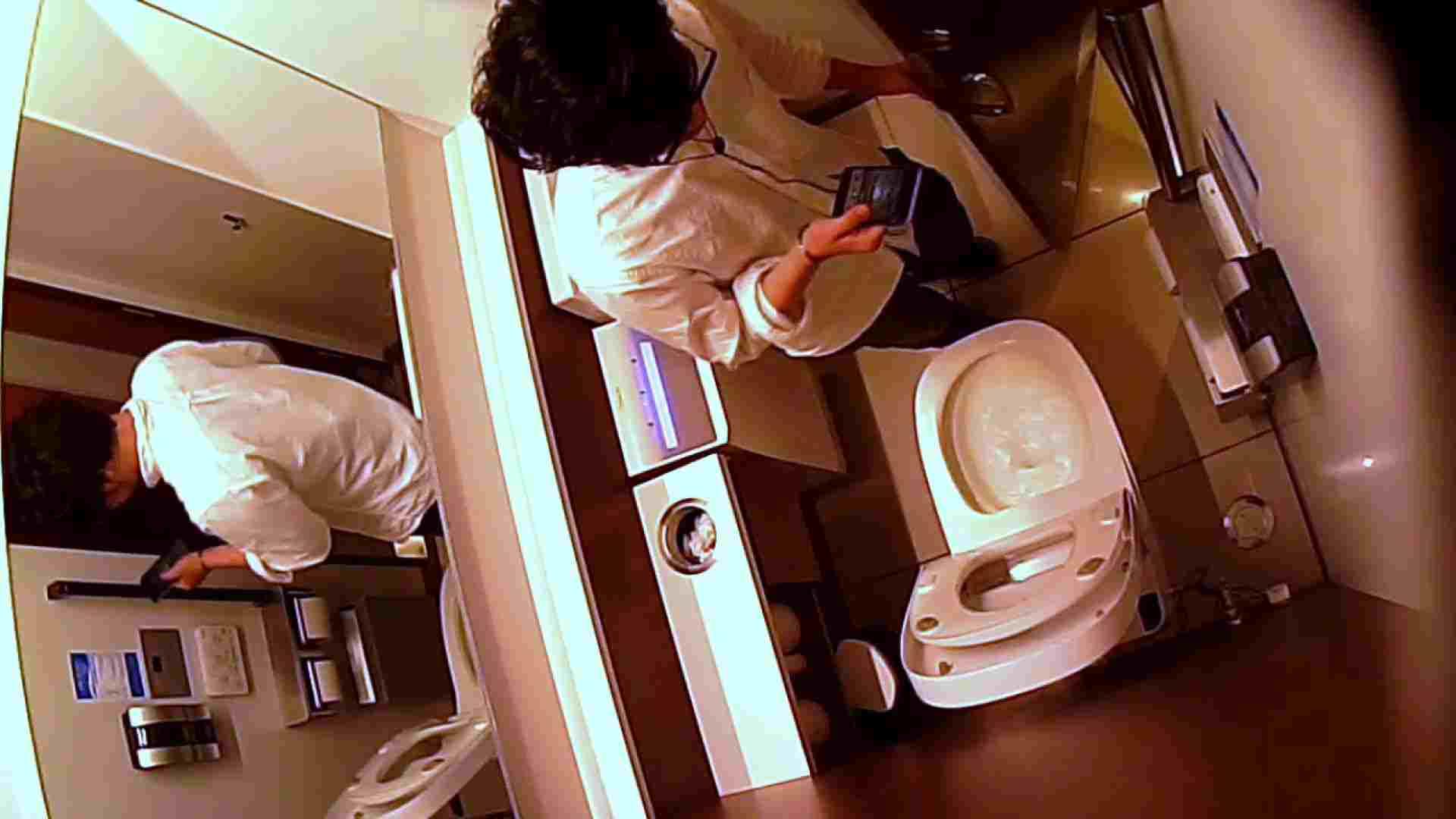 すみませんが覗かせてください Vol.32 トイレ   0  66枚 19