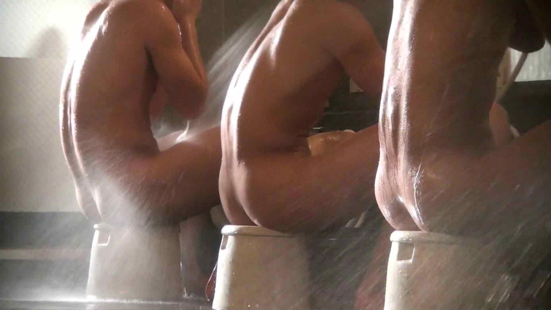 行くぜ!がっつり男風呂!Vol.32 イケメンのゲイ達 男同士動画 74枚 41