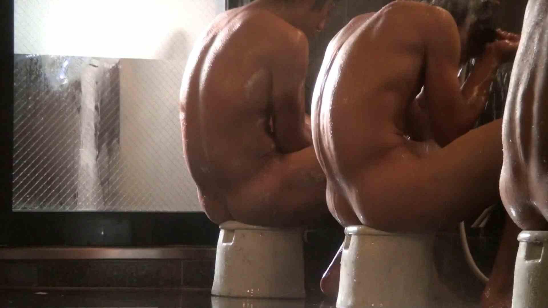 行くぜ!がっつり男風呂!Vol.32 イケメンのゲイ達 男同士動画 74枚 56