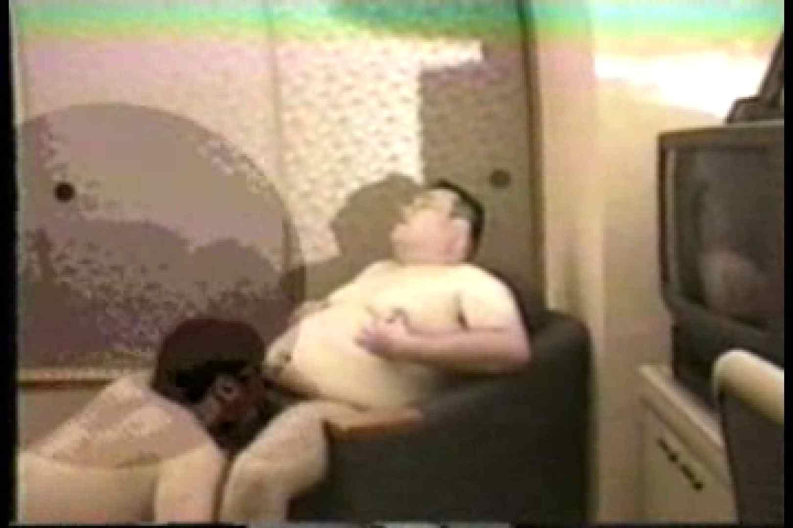 太った男じゃダメですか?04 手コキ技あり ゲイ無修正ビデオ画像 81枚 23