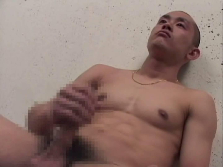 スポメン鍛え上げられた肉体と反り返るモッコリ!!02 オナニー編 ゲイ射精画像 76枚 41