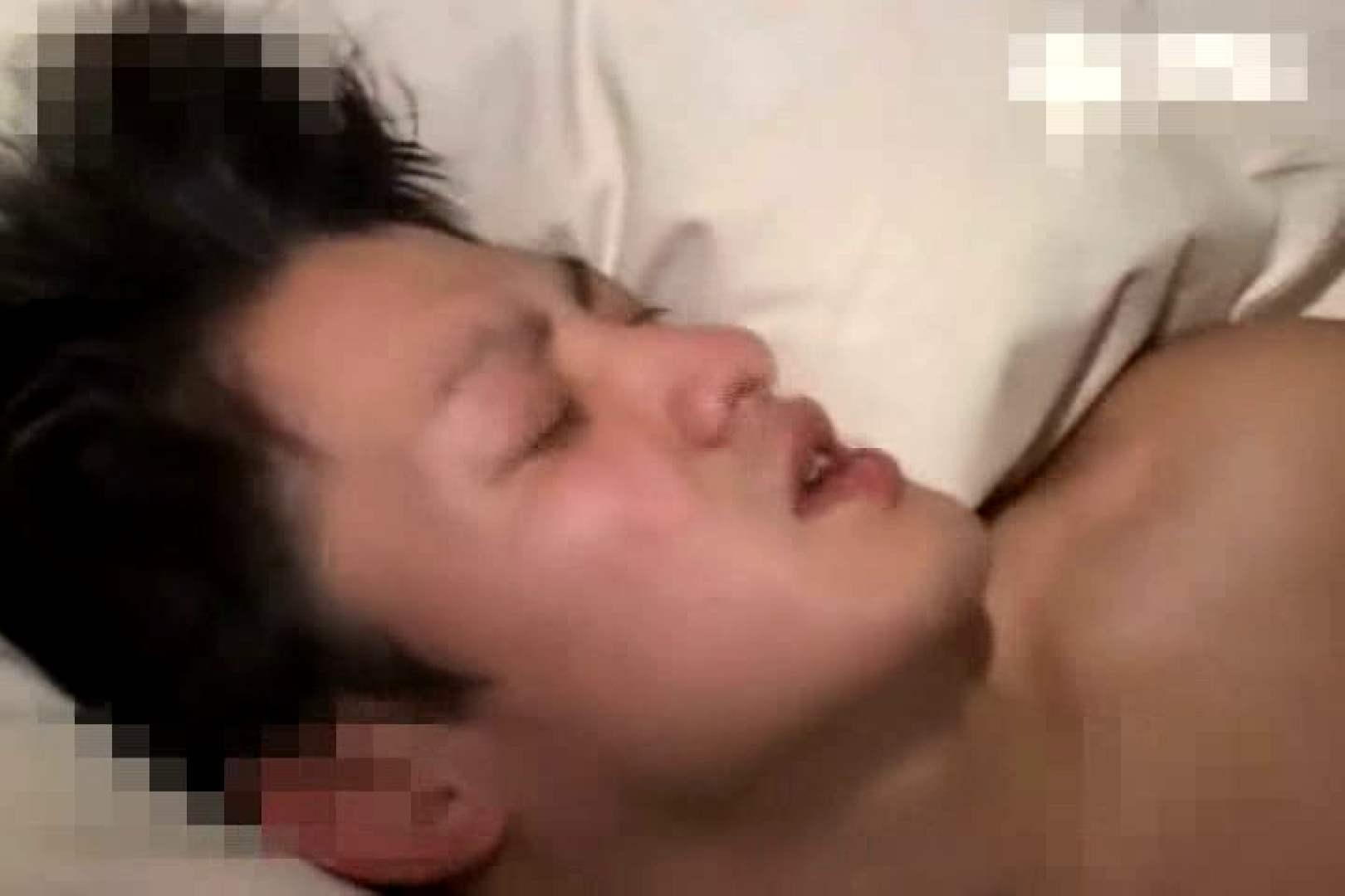 Beautiful muscle モッコリ野郎達!Vol.03 オナニー編 ゲイAV画像 79枚 66