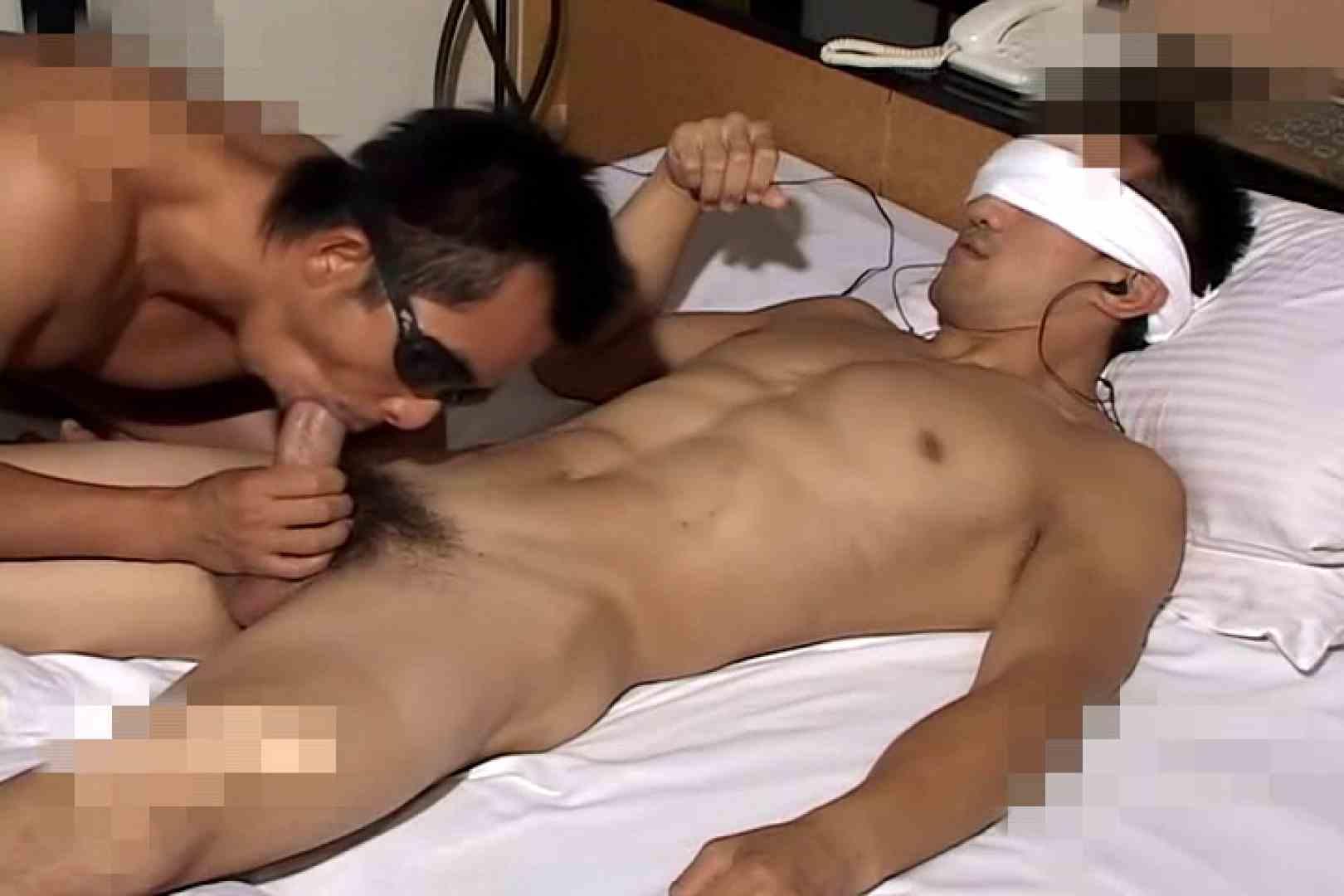 Beautiful muscle モッコリ野郎達!Vol.06 生挿入シーン ゲイ無修正ビデオ画像 90枚 55
