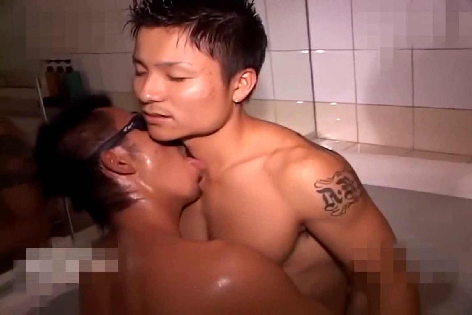 Beautiful muscle モッコリ野郎達!Vol.07 手コキ技あり ゲイ無修正動画画像 74枚 5