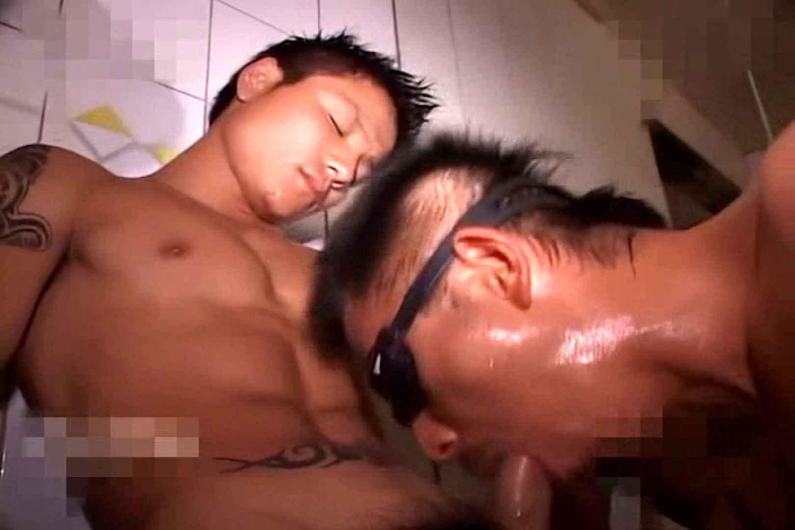 Beautiful muscle モッコリ野郎達!Vol.07 手コキ技あり ゲイ無修正動画画像 74枚 59