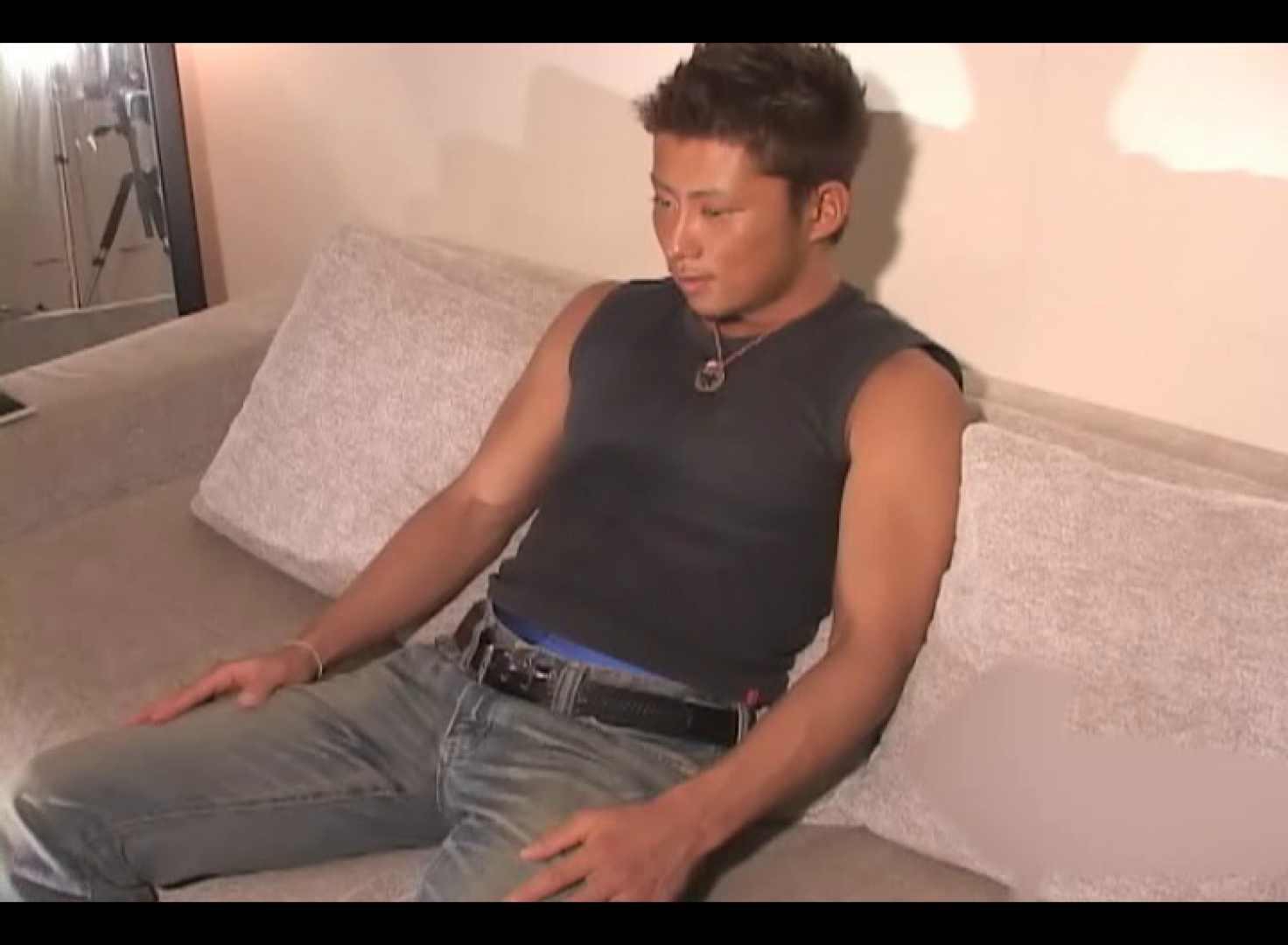 オラオラ系兄さんが超絶テクニックでイクっ!!後編 ガチムチマッチョ系男子 ゲイ射精画像 65枚 19