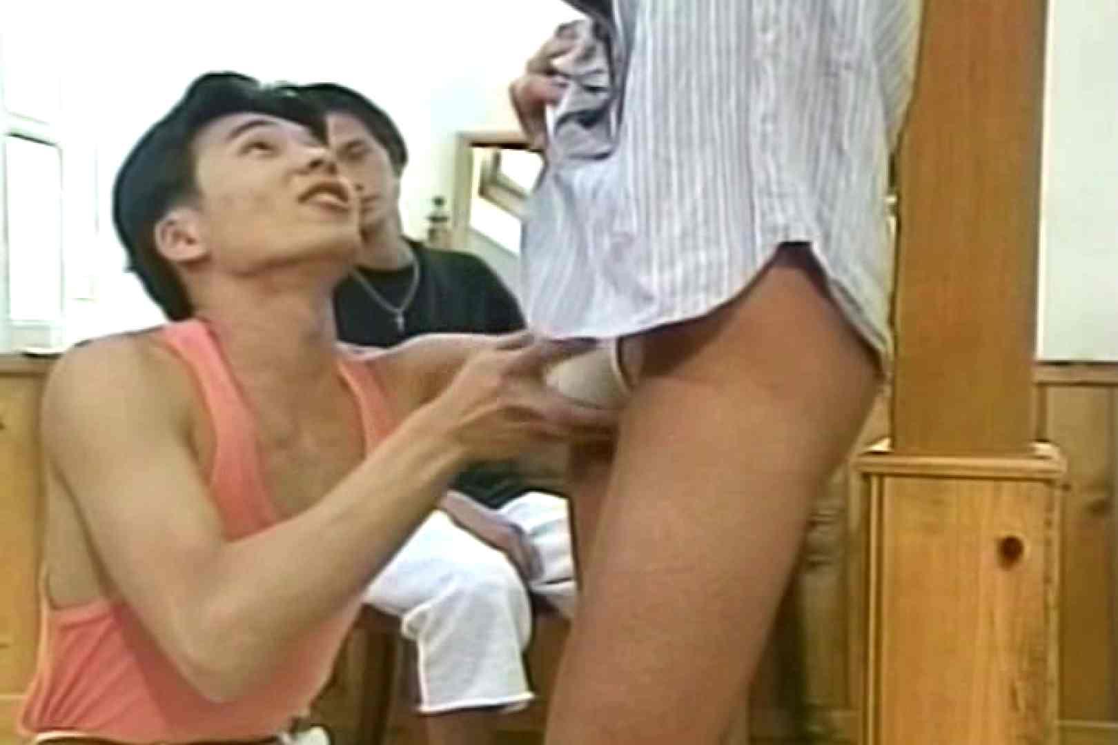 発掘!!あの頃の名作 Vol.03 スポーツ系男子 ゲイAV画像 60枚 40