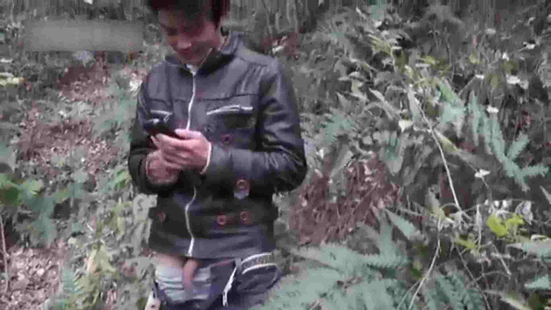 森林浴とオナニー スリム美少年系ジャニ系  92枚 14
