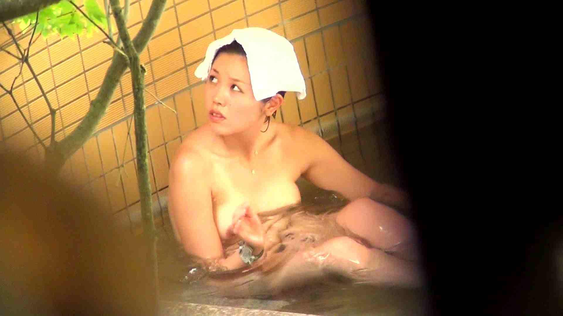 おまんこ|Aquaな露天風呂Vol.283|のぞき本舗 中村屋